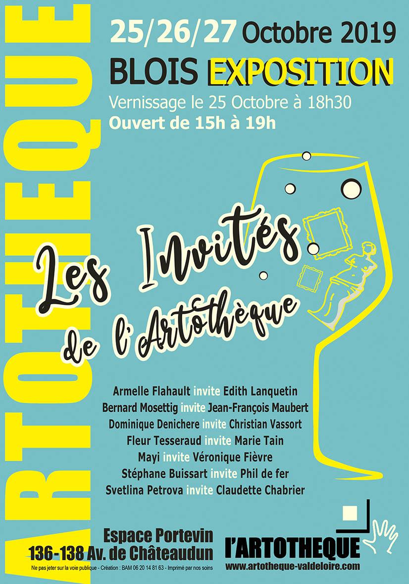 Affiche invités 2019